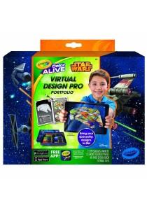 Crayola Color Alive Star Wars Virtual Design Pro Portfolio (951069)