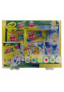 Crayola Color Wonder Princess Gift Set -752240