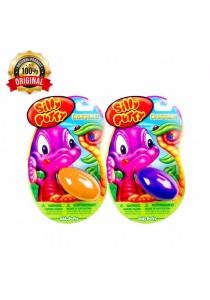 Crayola Silly Putty Changables Purple & Orange (Set of 2) - 080314