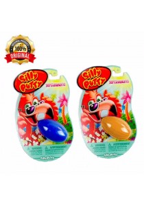 Crayola Silly Putty Super Brights Blue & Orange (Set of 2)- 080315