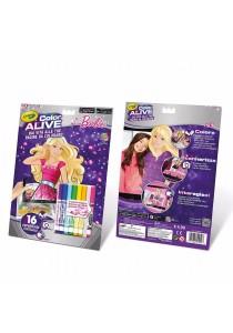 Crayola Colour Alive Barbie -951049