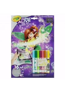 Crayola Colour Alive Enchanted Forest (Pip Squeaks)