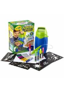 Crayola Marker AirBrush Set (04-8727)