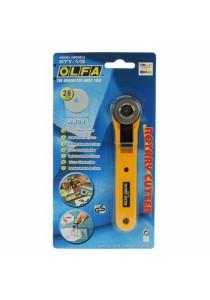 Olfa Rotary Cutter 28mm (RTY-1/G)