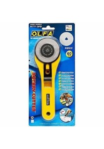 Olfa RTY-3/G Rotary Cutter 60mm
