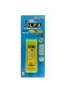 Olfa Utility Knife Blade - SKB-10/10B