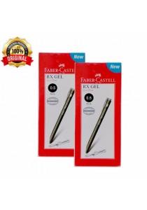 Faber-Castell RX Gel Pen 0.5mm (Box of 10pcs) (Set of 2) (Black)
