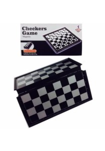 Checkers Game Magnetic-YH5466