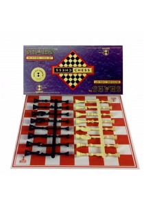 SPM 84 Shahs Beginners Chess Set