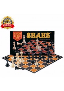 SPM 89 Shahs Economy Chess Set