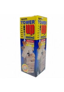 SPM 203 Tower UP Stacking & Balancing Game (Mini)