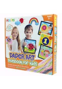 Paper Art Textbook for Kids - 999-A1
