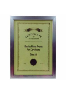 Photo Frame 8.5 x 11.8inch A4 (Silver)