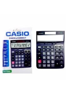 Casio Calculator DJ-120D (Electronic)
