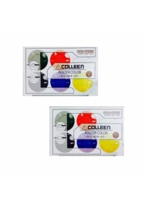 Colleen Poster Colour (6Col x 12ml)11291 Set of 2