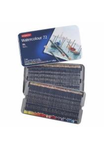Derwent Watercolour Pencils 72 Colour 32889