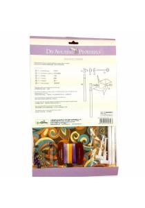 Eno Greeting DIY Amusing Pinwheels AP04 (Purple)