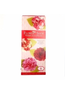 Eno Greeting DIY Flower Shop FS01 Herbaceous Peony (6 Color)