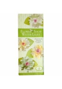 Eno Greeting DIY Flower Shop FS02 Water Lilies (6 Color)
