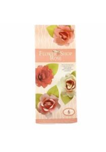 Eno Greeting DIY Flower Shop FS03 Rose (6 Color)