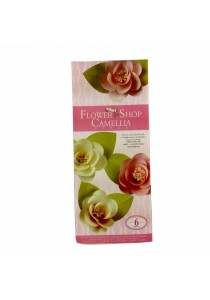 Eno Greeting DIY Flower Shop FS06 Camellia (6 Color)