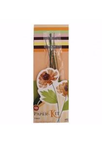 Eno Greeting Paper Kit Flowers SFK003