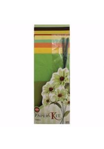 Eno Greeting Paper Kit Flowers SFK005