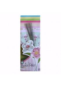 Eno Greeting Paper Kit Flowers SFK008