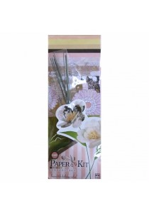 Eno Greeting Paper Kit Flowers SFK009