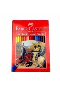 Faber-Castell Classic Colour Pencils 115856 (36 Colors)