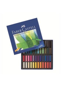 Faber-Castell Soft Pastels Mini 48 Colors-128248