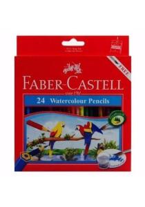 Faber-Castell Watercolour Pencils 24 Colour 114464