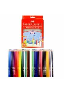 Faber-Castell 36 Tri Colour Pencils 115875