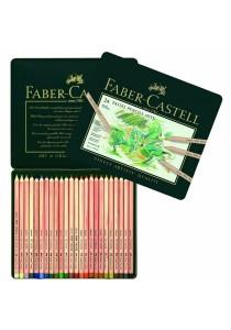 Faber-Castell 24 Pastel Pencils Pitt (D-90546)