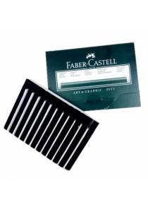 Faber-Castell 2899-Es PITT Charcoal Black