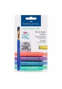 Faber-Castell Mix & Match Gelatos (121806)
