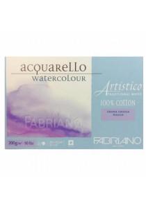 Fabriano Acquarello Watercolour Artistico Grana Grossa Rough 25Sheet (30.5x45.5cm) 200g/m-20023045