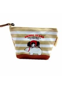 Fancy Wallet 890-TR-A326036 Animal Island (Brown)