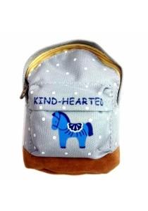 Fancy Wallet SVTP103 Bag Hanging (Grey Kind Hearted)