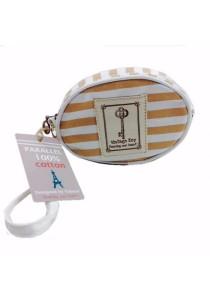 Fancy Wallet TK12-739 (Cream) Int: One Size