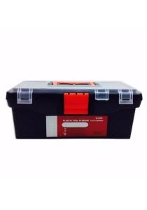 "G-556 Plastic Tool Box for Storage 12.5"""