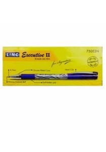 Linc Executive II Roller Gel Pen 0.7mm-750E2N - Box of 12pcs