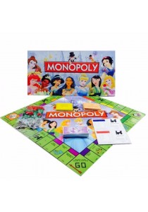 Monopoly Princess Property Trading Game-No.2028Y