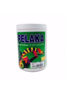 Pelaka Mural Color 1kg - 145 (Permanent Green)