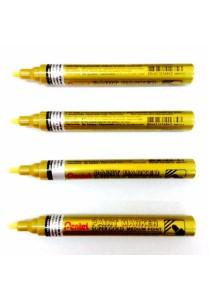 Pentel Paint Marker Super Gold Medium Point MMP10X-Set of 4