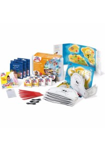 Staedtler 803305 FIMO Kids Birthday Box 42g 4pcs - Pirates