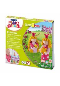 Staedtler 803406 FIMO Kids Form & Play 42g 4s - Princess