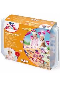 Staedtler 803304 FIMO Kids Birthday Box 42g 4pcs- Princess