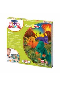 Staedtler 893407 FIMO Kids Form & Play 42g 4s - Dino