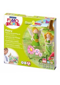 Staedtler 893404 FIMO Kids Form & Play 42g 4s - Fairy